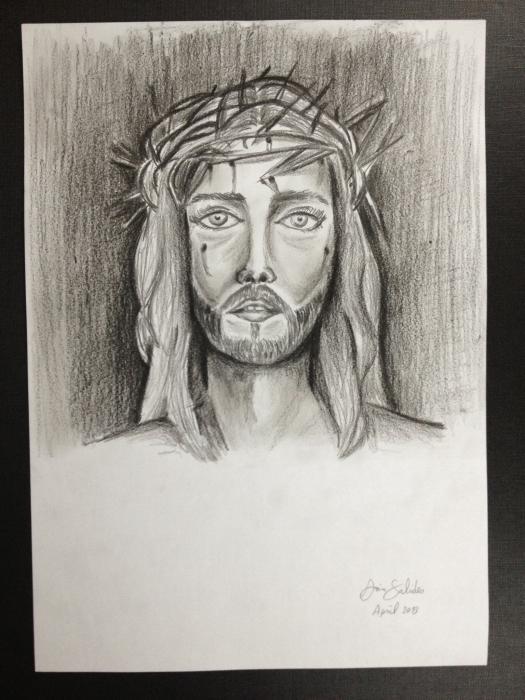 Jesus Christ by Amir.Salides